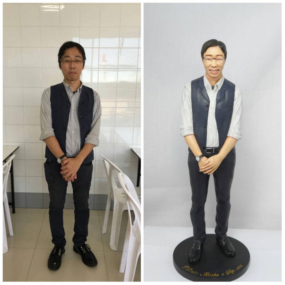 タイ王国 通訳事業者 石岡様